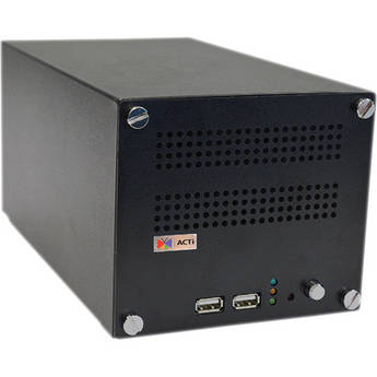ACTi ENR-130 16-Channel 2-Bay H.264 Desktop Standalone NVR (No HDD)
