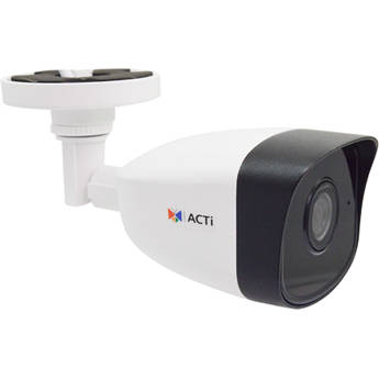 ACTi Z32 2MP Outdoor Network Mini Bullet Camera with Night Vision