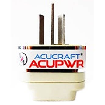 ACUPWR Any Type to Type I Plug Adapter