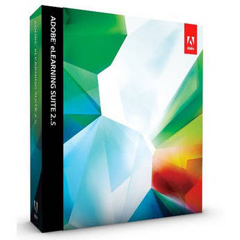 Adobe eLearning Suite 2.5 for Mac (Download)