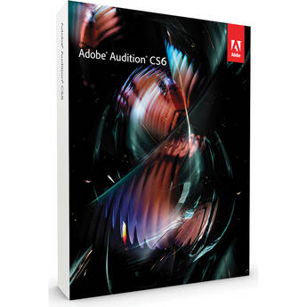 Adobe Audition CS6 for Mac (Download)
