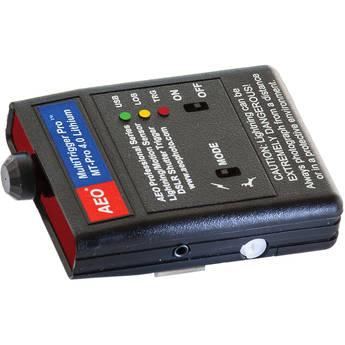 AEO Photo Lightning Strike! MultiTrigger Pro 4.0 Lithium Shutter Trigger