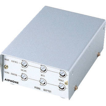 Aiphone Market-Com Adapter for MC-60/4 System