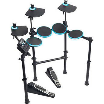 Alesis DM Lite Kit Electronic Drumset with Portable Folding Rack