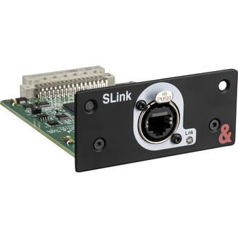 Allen & Heath SQ SLink Audio Interface Module for SQ Series Mixers