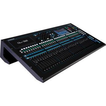 Allen & Heath Qu-32 - 38-In/28-Out Digital Mixing Console