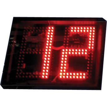 "alzatex DSP1002B 2-Digit Display with 10"" High LED Digits"