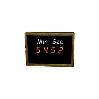 "alzatex DSP104B 4-Digit Display with 1"" High Solid-Segment Digits"