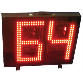 "alzatex DSP1502B 2-Digit Display with 15"" High LED Digits"