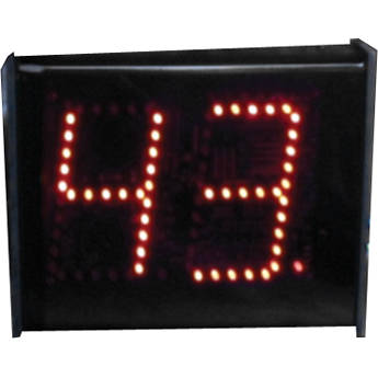 "alzatex DSP502B 2-Digit Display with 5"" High LED Digits"