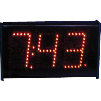 "alzatex DSP503B 3-Digit Display with 5"" High LED Digits"