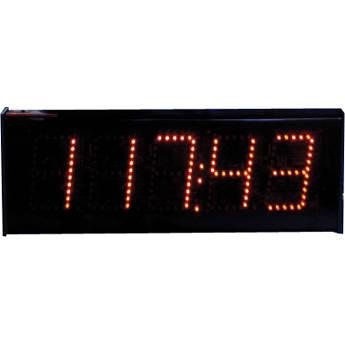 "alzatex DSP505B 5-Digit Display with 5"" High LED Digits"