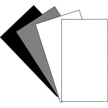"""ALZO Photo Background Paper Set for 28"""" Light Tents"""
