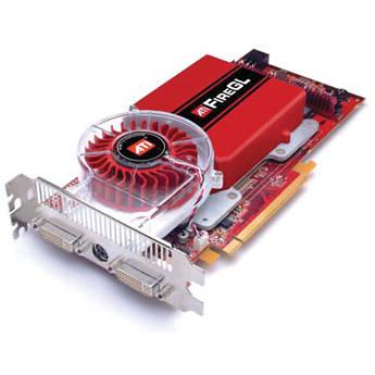 AMD ATI FireGL V7350 Graphics Card