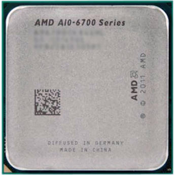 AMD A10-6700 3.7 GHz Quad-Core FM2 Processor
