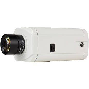 American Dynamics Discover 700 Box Camera with Resolution of up to 690 HTVL-E (12VDC or 24VAC, White, PAL)