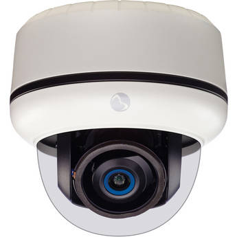 American Dynamics ADCi600-D323 Illustra 600 Indoor/Outdoor Mini-Dome IP Camera (White, NTSC & PAL)