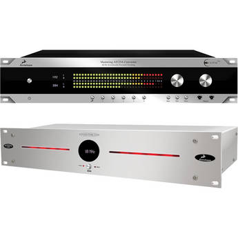 Antelope Eclipse 384 Stereo AD/DA Converter and Isochrone 10M Clock Bundle