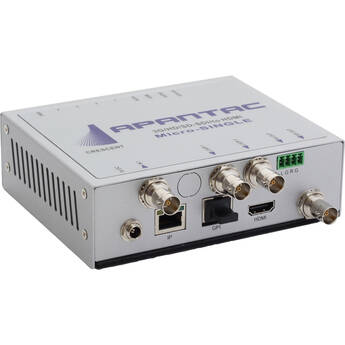 Apantac MicroQ-Single 3G-SDI Converter/Scaler with HDMI and SDI Output