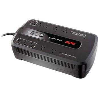 APC Back-UPS 750G ES 10 Outlet Surge Protector and Battery Backup (120V)