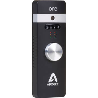 Apogee Electronics ONE USB Audio Interface for iPad & Mac