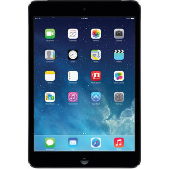 Apple 32GB iPad mini 2 with Retina Display (Wi-Fi Only, Space Gray)