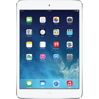 Apple 64GB iPad mini with Retina Display (AT&T, Silver)