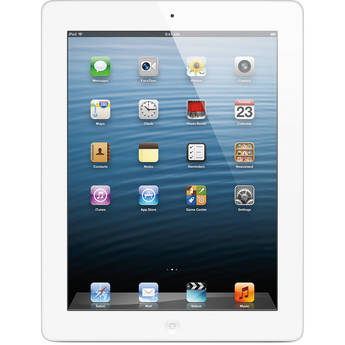 Apple 16GB iPad with Retina Display and Wi-Fi + 4G LTE (4th Gen, T-Mobile, White)