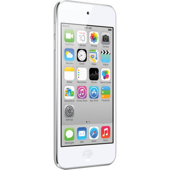 Apple 16GB iPod touch (White & Silver) (5th Generation)