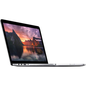 "Apple 13.3"" MacBook Pro Notebook Computer with Retina Display (Mid 2014)"