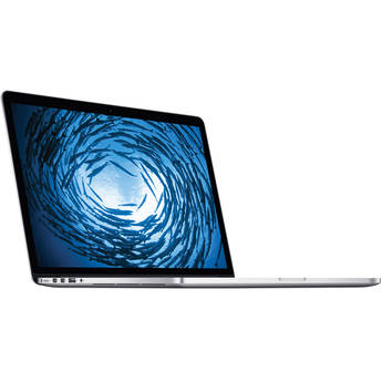 """Apple 15.4"""" MacBook Pro Notebook Computer with Retina Display (Mid-2014)"""