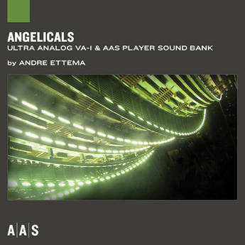 Applied Acoustics Systems Angelicals Sound Bank and AAS Player Virtual Instrument Plug-in