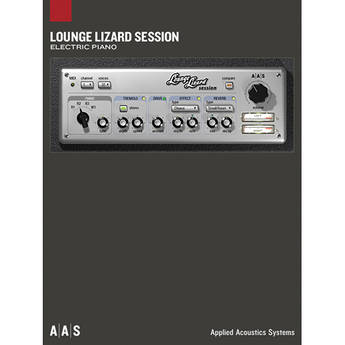 Applied Acoustics Systems Lounge Lizard Session Electric Piano Plug-In