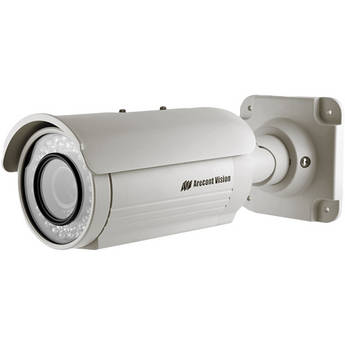 Arecont Vision AV2125DNv1 MegaView 1080p H.264 Day/Night Camera with Varifocal Lens