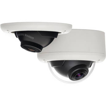 Arecont Vision MegaBall Series AV3145DN-04-D-LG 3 Mp Indoor Day / Night Camera with 4mm Fixed Focal Lens