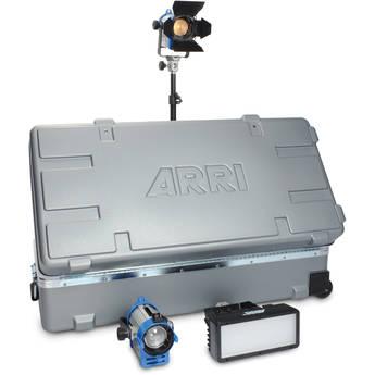 ARRI H-2 Plus Hybrid AC Light Kit (120 VAC)