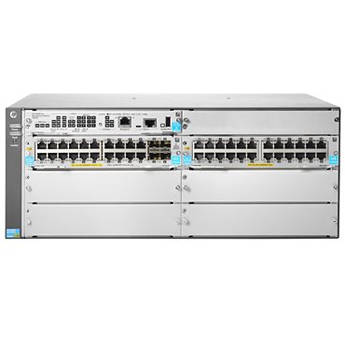 Aruba HPE 44-Port 5406R 44GT PoE+ / 4SFP+ v3 zl2 Switch (No PSU)