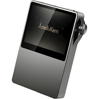 Astell&Kern AK120 TITAN Portable High-Fidelity Audio System