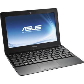 """ASUS 1015E-DS03 10.1"""" Notebook Computer (Black)"""