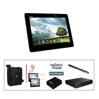 """ASUS 64GB Transformer Pad Infinity TF700 10.1"""" Tablet Kit (Wi-Fi Only)"""