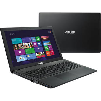 """ASUS D550MA-DS01 15.6"""" Notebook Computer (Black)"""
