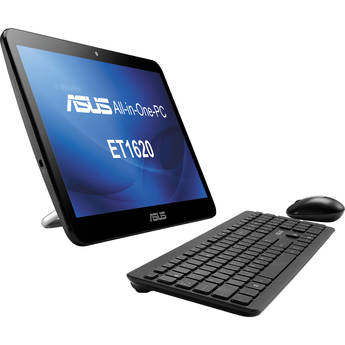 "ASUS ET1620IUTT-03 15.6"" Multi-Touch All-in-One Desktop Computer"
