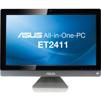 "ASUS All-in-One ET2411IUKI-B008K 23.6"" Desktop Computer"
