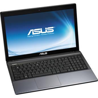 """ASUS K55N-DB81 15.6"""" Notebook Computer (Black)"""