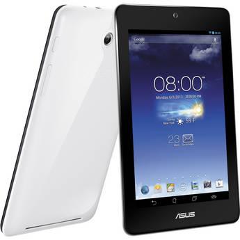 ASUS 16GB MeMO Pad HD 7 Tablet (White)