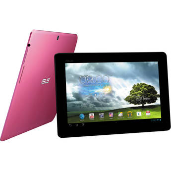 "ASUS MeMO Pad Smart 10.1"" Tablet (Fuchsia Pink)"