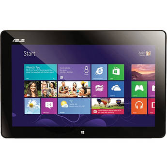 "ASUS 64GB VivoTab Smart 10.1"" Tablet with Microsoft Office 2013 (Black)"