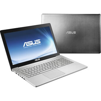 "ASUS N550JK-DS71T 15.6"" Multi-Touch Notebook Computer (Dark Gray)"