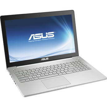 """ASUS N550JV-DB72T 15.6"""" Multi-Touch Notebook Computer (Gray)"""