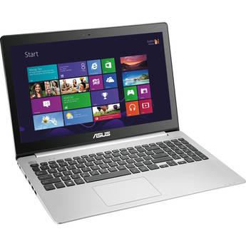 "ASUS VivoBook V551LA-DS71T 15.6"" Multi-Touch Notebook Computer (Silver)"